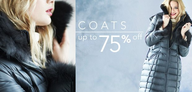 The Winter Warm-Up: Coats