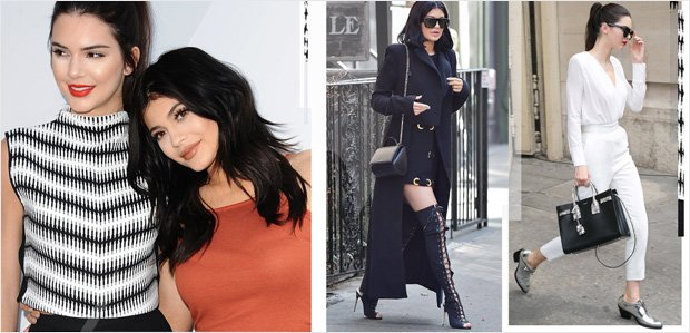 Dynamic Duo: Style Inspired by Kendall & Kylie
