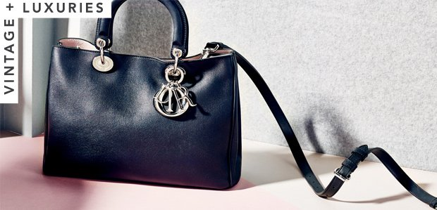 The Luxe List: Vintage Extras by Christian Dior & More