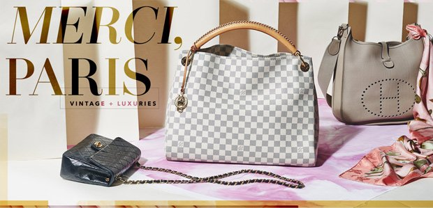 Merci, Paris: Luxe Extras by Chanel, Hermes, & More