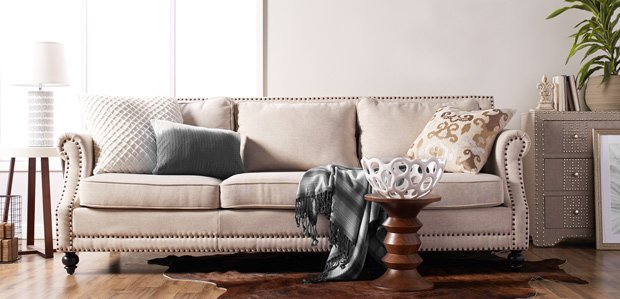 Furniture & Decor in No-Brainer Neutrals
