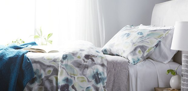 Bedding Brands with Style: Vera Wang to Peacock Alley
