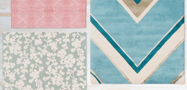 Rug Designers We Love Featuring Candice Olson