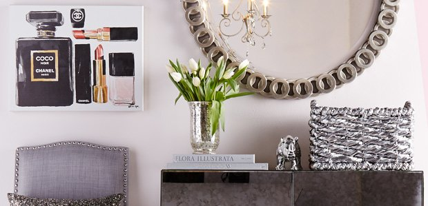 Elevate Your Space: Picks for Glamorous Rooms