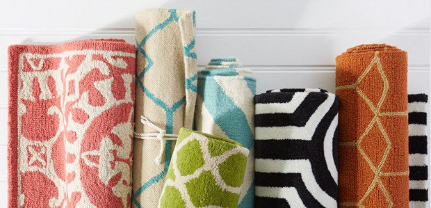 Rugs Featuring Pantone Universe: Color the Floors