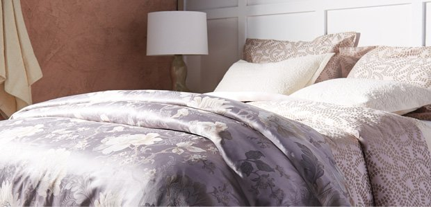 The 5-Star Bed & Bath Featuring Frette
