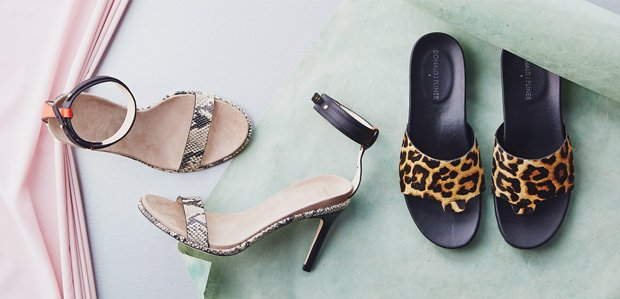 Animal Prints to Ankle Straps: Spring Shoe Trends