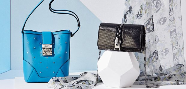 Statement Pieces Featuring MCM