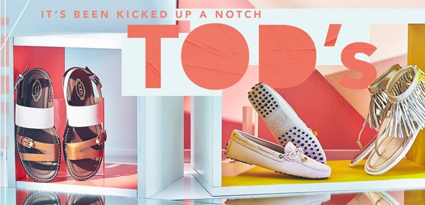 TOD's Women's Shoes, Handbags, & Sunglasses