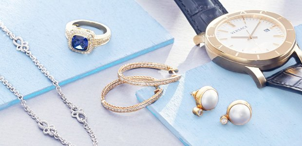 Luxe Jewelry & Watches That Shine