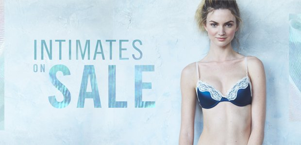 The Date-Night Dash: Intimates on Sale