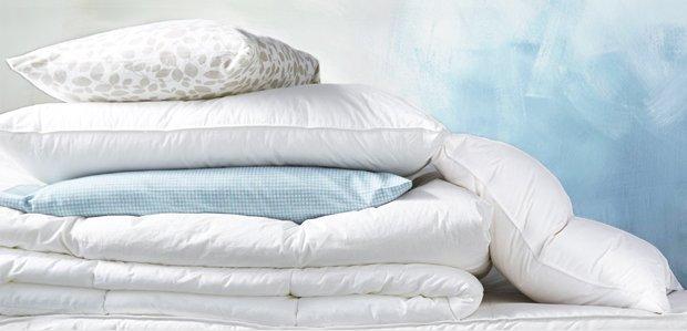Bedding MVPs: Warm Down to Cushy Pillows
