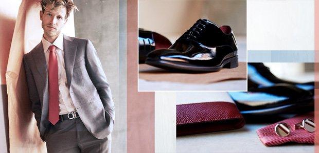 The Men's Luxe Shop: Versace, Brioni, & More