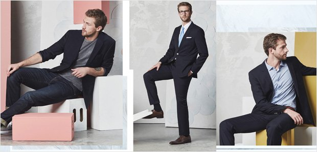 3 Ways to Wear a Suit in Real Life
