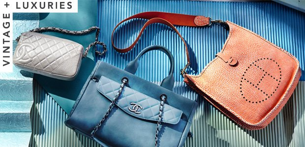 Luxury Wish List: Vintage Chanel to Hermes