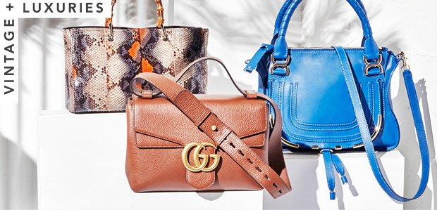 Gucci & More: Instant Mood Boosters