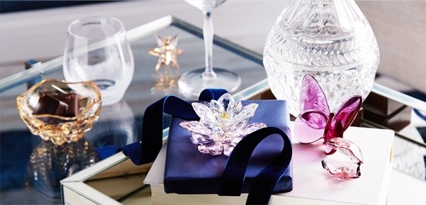 Timeless Gifts from Swarovski, Lalique, & More