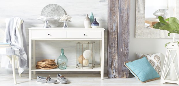 Bring the Beach Home: Coastal Decor & More