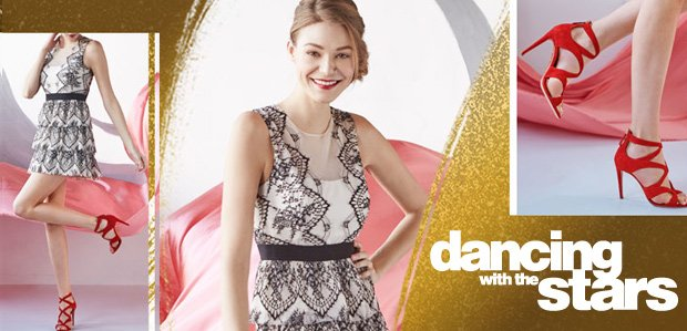 It's Latin Night: Get the 'Dancing With The Stars' Look