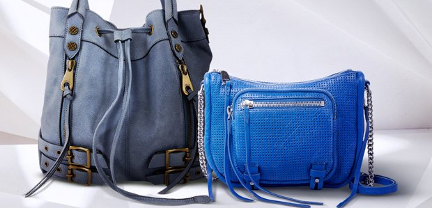 Handbags Featuring Joelle Hawkins