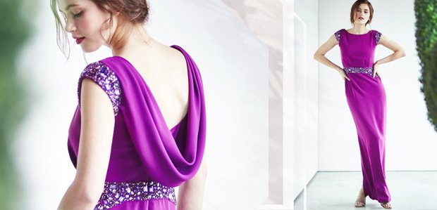 Gala-Worthy Gowns Featuring Pamella Pamella Roland
