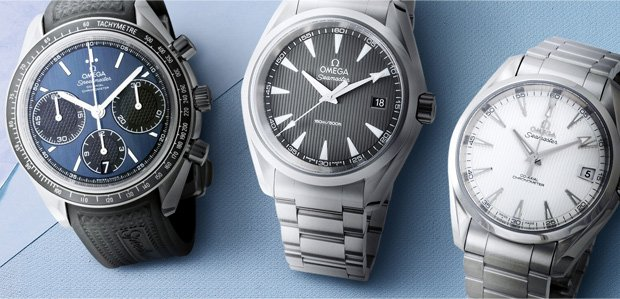For Tee Time: OMEGA