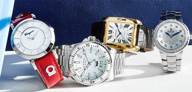 European Watches for All: Salvatore Ferragamo & More