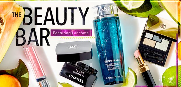 The Beauty Bar Featuring Lancome