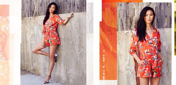 Make It Pop: Bold Looks Featuring YUMI KIM