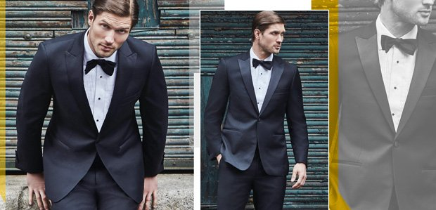 Tuxes to Ties for Formal Occasions