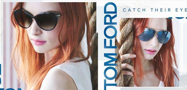 Tom Ford Sunglasses & Fragrances