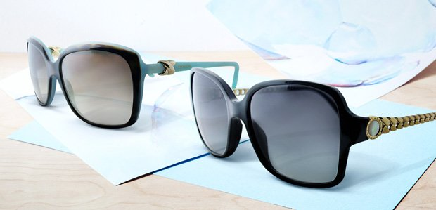 Sunglasses by Tiffany & Co. to Bulgari