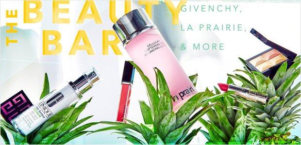 The Beauty Bar: Givenchy, La Prairie, & More