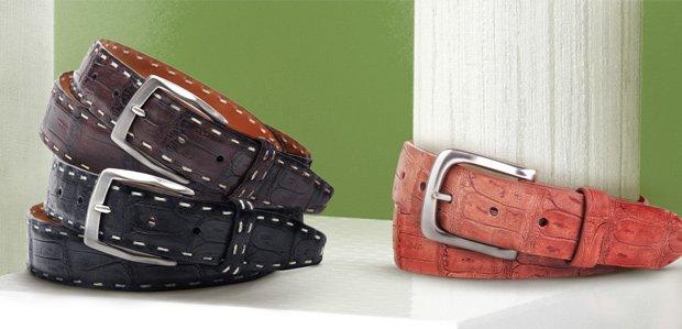 Every Man Needs: Belts Featuring Trafalgar