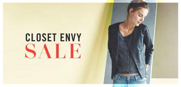 The Closet Envy Sale