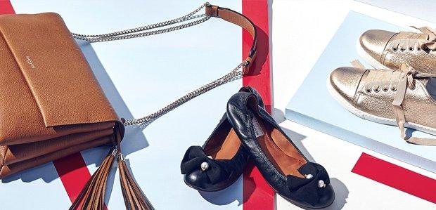 LANVIN Shoes, Bags, & More