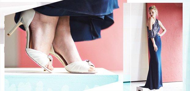 Badgley Mischka Dresses & Shoes