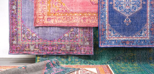 Brights, Neutrals, & More: Shop Rugs by Color