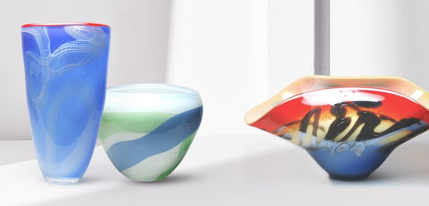 Mila Brown International Murano Glass