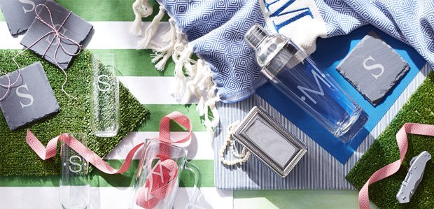 Monogrammed Gifts for a Personal Touch