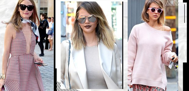 Celeb-Inspired Sunglasses Featuring CELINE