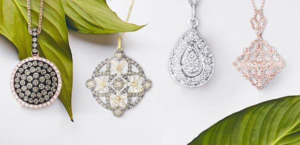 Jaw-Dropping Diamond Jewelry: KC Designs & More