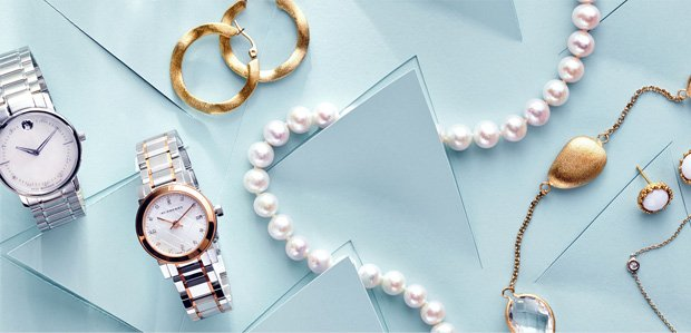 Classic Jewelry & Watches: Get Now, Wear Forever