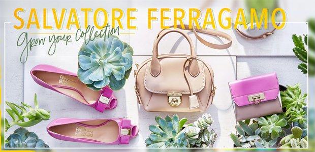 Salvatore Ferragamo Handbags to Sunglasses