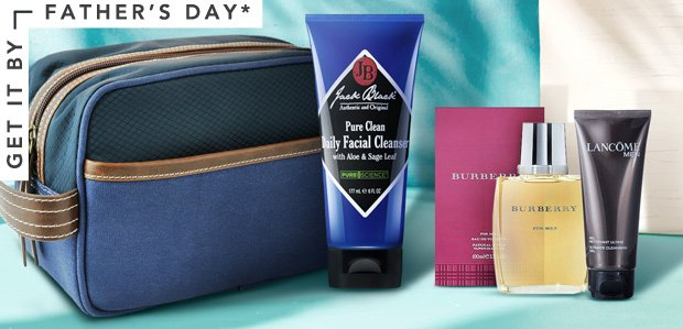 Grooming & More Gifts Dad Will Love