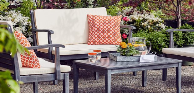 The One-Stop Outdoor Shop: Furniture to Decor