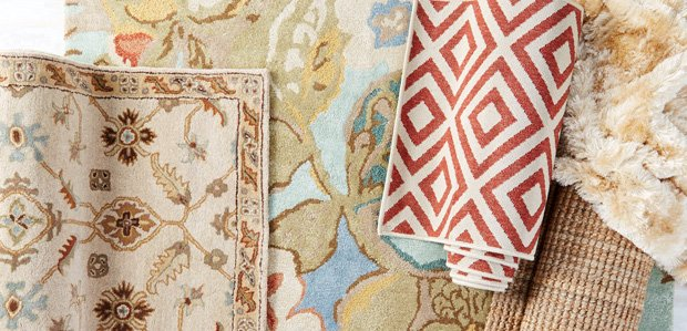 Rug Gallery: Transitional to Traditional