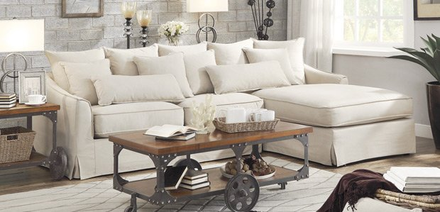 Refresh the Living Room: Furniture to Decor