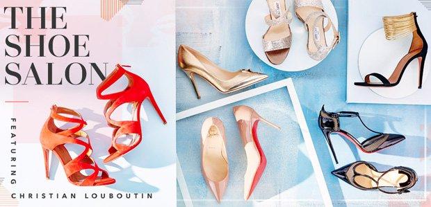 The Shoe Salon Featuring Christian Louboutin