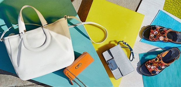 Bring the Heat: Luxe Extras Featuring Marni